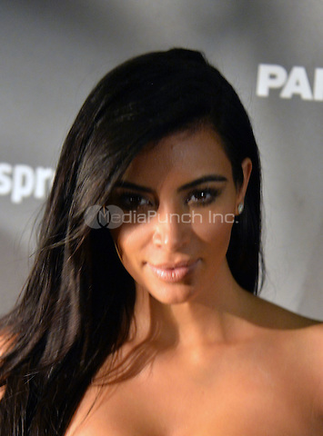 MIAMI BEACH, FL - DECEMBER 04: Kim Kardashian attends Paper Magazine, Sprout By HP & DKNY Break The Internet Issue Release at 1111 Lincoln Road on December 4, 2014 in Miami Beach, Florida..  Credit: MPI10 / MediaPunch