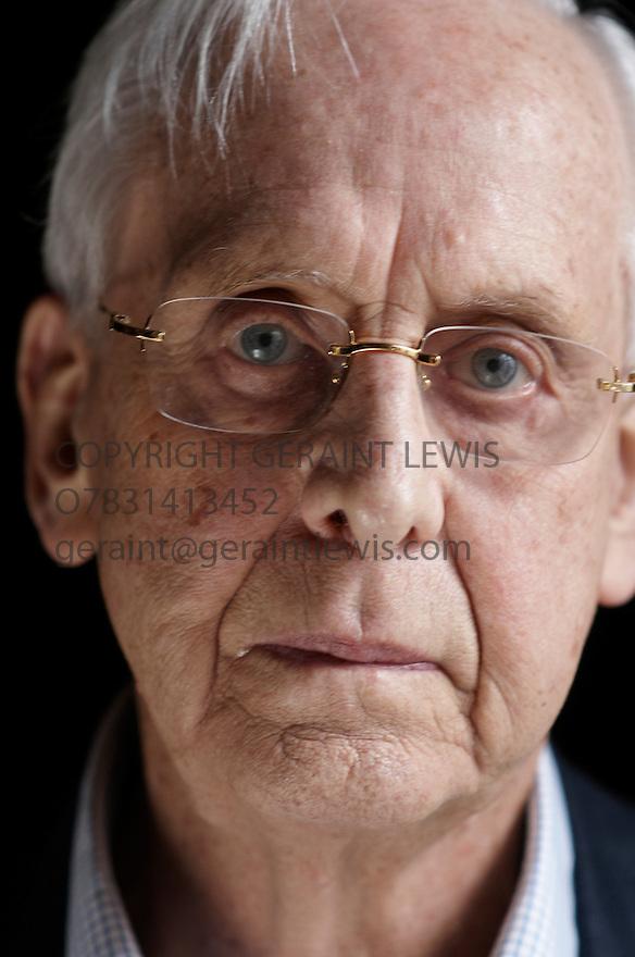 Michael Blakemore,Theatre Director. CREDIT Geraint Lewis