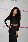 Nancy Brito at Color of Beauty Awards hosted by VH1's Gossip Table's Delaina Dixon and Maureen Tokeson-Martin on February 28, 2015 with red carpet, awards and cocktail reception at Ana Tzarev Gallery, New York City, New York.  (Photo by Sue Coflin/Max Photos)