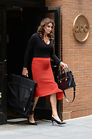 www.acepixs.com<br /> July 13, 2017 New York City<br /> <br /> Caitlyn Jenner was seen leaving a taping of The View in New York City on July 13, 2017.<br /> <br /> Credit: Kristin Callahan/ACE Pictures<br /> <br /> Tel: 646 769 0430<br /> Email: info@acepixs.com