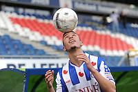VOETBAL: HEERENVEEN: Abe Lenstra Stadion 02-01-2015, SC Heerenveen nieuwe speler Younes Namli (DEN), ©foto Martin de Jong