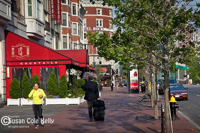 Kenmore Square, Boston, MA