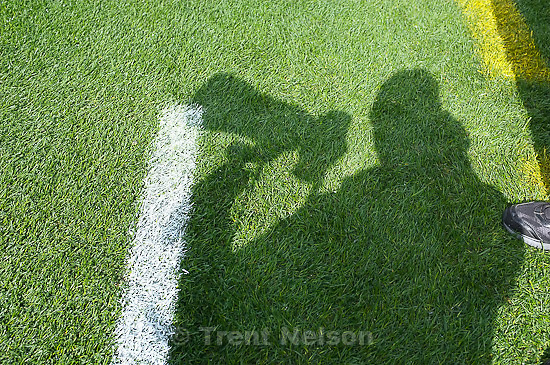 utah vs. pitt, heinz field in Pittsburgh, Pennsylvania, Saturday, October 15, 2011. trent shadow