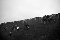 rainy crowd<br /> <br /> Bpost Bank Trofee - GP Mario De Clerq 2013
