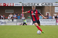 Eastbourne Borough FC (1) vs Lewes FC (1) pre-season friendly on 02.08.14