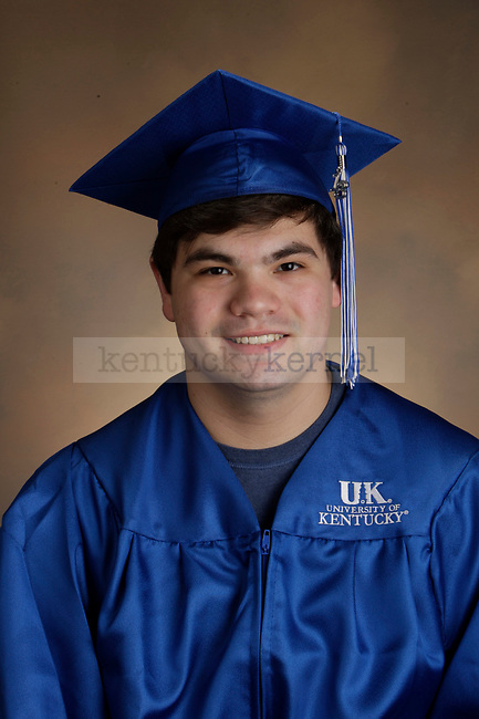 Ghormley, Thomas photographed during the Feb/Mar, 2013, Grad Salute in Lexington, Ky.
