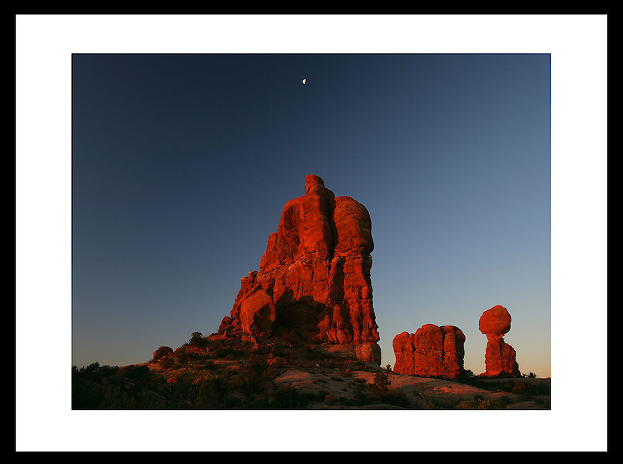 Arches National Park, Utah.  © Andrew Shurtleff