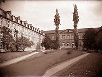 Leuven. Het Paus Adriaan VI - college