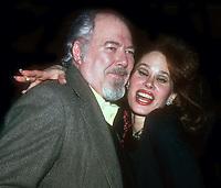Robert Altman Karen Black 1982<br /> Photo By Adam Scull/PHOTOlink.net