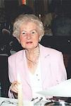 Ann Cox (Áine Ní Chonchoille) who died on 21 March