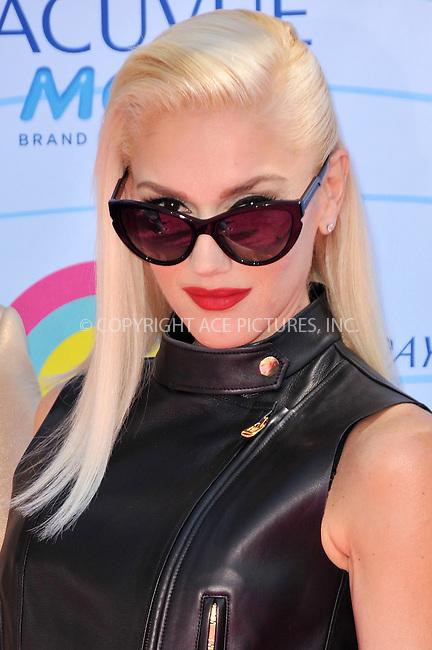 WWW.ACEPIXS.COM . . . . .  ..... . . . . US SALES ONLY . . . . .....July 22 2012, LA....Gwen Stefani at the 2012 Teen Choice Awards on July 22 2012 in Los Angeles ....Please byline: FAMOUS-ACE PICTURES... . . . .  ....Ace Pictures, Inc:  ..Tel: (212) 243-8787..e-mail: info@acepixs.com..web: http://www.acepixs.com