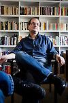 Salman Rushdie and Paul Auster