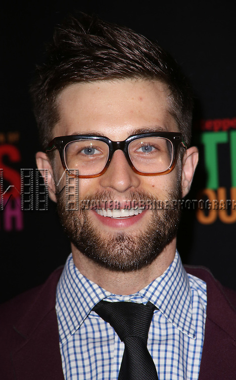 Paul McGill attends the Broadway Opening Night Performance of 'This Is Our Youth' at the Cort Theatre on September 11, 2014 in New York City.