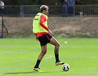 Marco Russ (Eintracht Frankfurt) - 28.08.2018: Eintracht Frankfurt Training, Commerzbank Arena, DISCLAIMER: DFL regulations prohibit any use of photographs as image sequences and/or quasi-video.