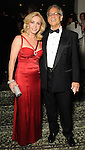 "Susanne Byram and Mickry Rosemarin at ""Modern"" the  Museum of Fine Arts Houston's Grand Gala Ball  Friday Oct. 12,2012.(Dave Rossman photo)"