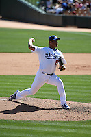 Chin-hui Tsao - Los Angeles Dodgers 2016 spring training (Bill Mitchell)