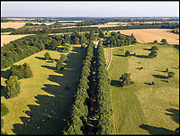 BNPS.co.uk (01202 558833)<br /> Pic: Strutt&amp;Parker/BNPS<br /> <br /> Impressive drive...<br /> <br /> A river runs through it...Stunning country estate is perfect for anglers with its own river running through its 676 acres.<br /> <br /> Would-be country gents will want to get their hands on this impressive estate which comes with more than a mile of double-bank fishing and an established shoot.<br /> <br /> Baythorne Park is a 'quintessentially English' estate which straddles the River Stour on the Essex/Suffolk border, an area where grand properties like this rarely come on the market.<br /> <br /> But buyers will need a hefty bank balance to buy the &pound;11million residence, which is for sale with Strutt &amp; Parker.<br /> <br /> The 676-acre site includes a Grade II listed mansion, gardens with a tennis court and swimming pool, farm buildings and pasture, parkland and woodland.