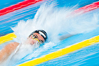 PALTRINIERI Gregorio ITA gold medal<br /> Swimming - Men's 1500m freestyle final <br /> Day 17 09/08/2015<br /> XVI FINA World Championships Aquatics Swimming<br /> Kazan Tatarstan RUS July 24 - Aug 9 2015 <br /> Photo Giorgio Perottino/Deepbluemedia/Insidefoto