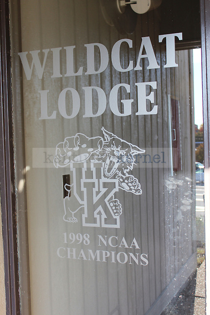 The Wildcat Lodge in Lexington, Ky., October Sunday the 21st, 2012. Photo by Logan Douglas | Staff