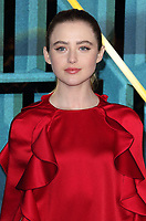 Kathryn Newton at the A Wrinkle In Time - European film premiere at the BFI IMAX, London March 13th 2018<br /> CAP/ROS<br /> &copy;ROS/Capital Pictures /MediaPunch ***NORTH AND SOUTH AMERICAS ONLY***