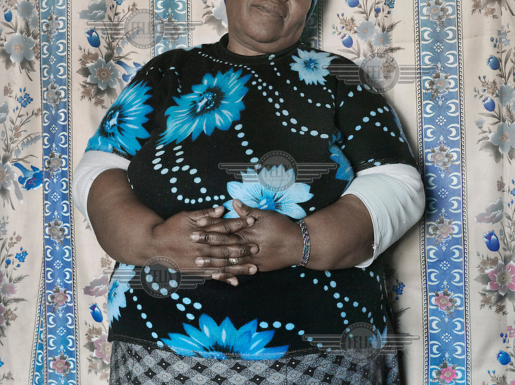 Francina Thethani a resident of Boipatong Township.