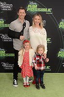 """Beverley Mitchell<br /> at the """"Kim Possible"""" Premiere, TV Academy, North Hollywood, CA 02-12-19<br /> David Edwards/DailyCeleb.com 818-249-4998"""