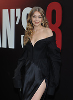 NEW YORK, NY - June 5: Gigi Hadid attends 'Ocean's 8' World Premiere at Alice Tully Hall on June 5, 2018 in New York City. <br /> CAP/MPI/JP<br /> &copy;JP/MPI/Capital Pictures
