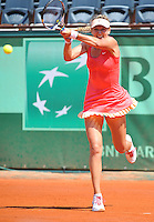 PICTURE BY DAVE WINTER/SWPIX.COM - Tennis - French Open 2012 - Roland Garros, Paris, France - 28/05/12 - Victoria AZARENKA.