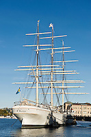 AF Chapman, Skeppsholmen, Stockholm, Sweden