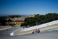 2016 FIM Superbike World Championship, Round 09, Laguna Seca, United States of America, 7 - 10 July 2016, Nicky Hayden, Honda