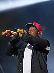 Dizzee Rascal at Bestival 2017  Lulworth Castle september 2017 photo by Dawn Fletcher-Park