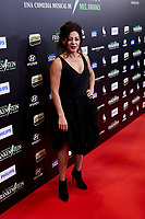 Cristina Medina attends to El Jovencito Frankenstein premiere at La Luz Philips Teather in Madrid, Spain. November 13, 2018. (ALTERPHOTOS/A. Perez Meca) /NortePhoto.com