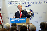 Clinton School: James Rogers