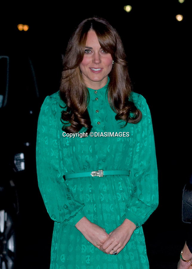 """KATE, DUCHESS OF CAMBRIDGE.officially opeedn the new Treasures Gallery at the Natural History Museum (NHM),London_27th November 2012.Mandatory credit photo:©Dias/DiasImages..(Failure to credit will incur a surcharge of 100% of reproduction fees)..**ALL FEES PAYABLE TO: """"NEWSPIX  INTERNATIONAL""""**..Newspix International, 31 Chinnery Hill, Bishop's Stortford, ENGLAND CM23 3PS.Tel:+441279 324672.Fax: +441279656877.Mobile:  07775681153.e-mail: info@newspixinternational.co.uk"""