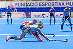 Argentina vs USA at World League Semi Finals in Valencia, Spain.