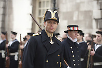 The King's Speech (2010) <br /> Guy Pearce<br /> *Filmstill - Editorial Use Only*<br /> CAP/MFS<br /> Image supplied by Capital Pictures