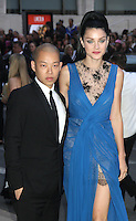 June 04, 2012 Jason Wu and Jessica Stam at the 2012 CFDA Fashion Awards at Alice Tully Hall Lincoln Center in New York City. © RW/MediaPunch Inc. ***NO GERMANY***NO AUSTRIA***