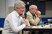 Prof Drew Stevenson OBE, Chair PDT.  Sustaining Vibrant Communities in London.  Community Summit, Paddington Arts.