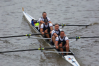 Crew: 161  London  D 4+<br /> <br /> Veteran Fours Head 2018<br /> <br /> To purchase this photo, or to see pricing information for Prints and Downloads, click the blue 'Add to Cart' button at the top-right of the page.