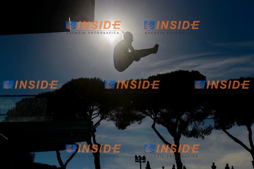 Elena Bertocchi <br /> 3m Trampolino Donne <br /> Roma 21-06-2016 Stadio del Nuoto Foro Italico Tuffi Campionati Italiani <br /> Foto Andrea Staccioli Insidefoto