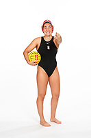 Stanford, CA -- October 9, 2018: Stanford Women's Water Polo Photo Day.