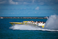 Watersports, tours and other activities at South Point, Miami Beach, Florida, USA. Photo by Debi Pittman Wilkey