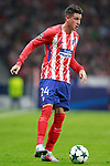 Atletico de Madrid's Jose Maria Gimenez during Champions League 2017/2018, Group C, match 2. September 27,2017. (ALTERPHOTOS/Acero)