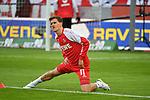 14.01.2018, RheinEnergieStadion, Koeln, GER, 1.FBL., 1. FC K&ouml;ln vs. Borussia M&ouml;nchengladbach<br /> <br /> im Bild / picture shows: <br /> nach Verletzung zur&uuml;ck im Kader Simon Zoller (FC K&ouml;ln #11),   <br /> <br /> <br /> Foto &copy; nordphoto / Meuter