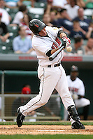 June 2, 2007:  Luis Ordaz of the Indianapolis Indians at Victory Field in Indianapolis, IN.  Photo by:  Chris Proctor/Four Seam Images
