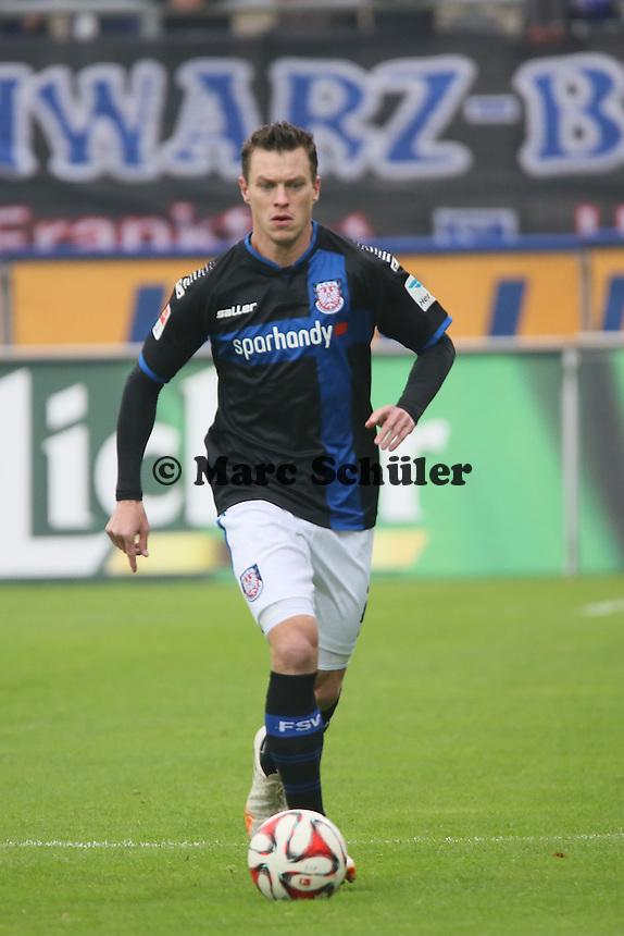 Hanno Balitsch (FSV) - FSV Frankfurt vs. FC Erzgebirge Aue, Frankfurter Volksbank Stadion