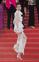 Sara Sampaio at the premiere for &quot;The Killing of a Sacred Deer&quot; at the 70th Festival de Cannes, Cannes, France. 22 May 2017<br /> Picture: Paul Smith/Featureflash/SilverHub 0208 004 5359 sales@silverhubmedia.com