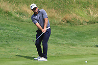 Ryan Fox (NZL) on the 9th green during Round 3 of the HNA Open De France at Le Golf National in Saint-Quentin-En-Yvelines, Paris, France on Saturday 30th June 2018.<br /> Picture:  Thos Caffrey | Golffile