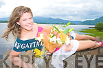 Siobhan Fenton, Workmen, who was crowned Regatta Queen 2009 in the Killarney Oaks on Tuesday night.....