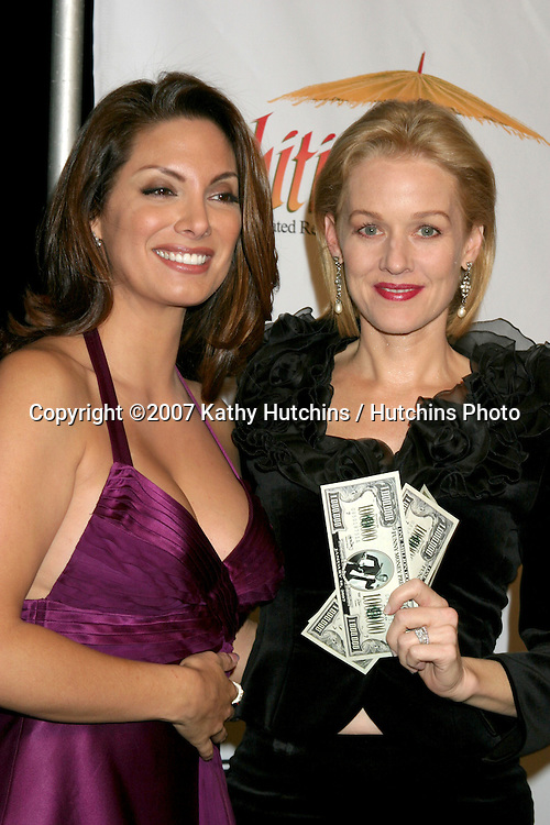 "Alex Meneses & Penelope Ann Miller.""Funny Money"" Premiere.Los Angeles, CA.January 18, 2007.©2007 Kathy Hutchins / Hutchins Photo...."